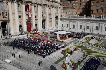 Confirman primer caso de coronavirus en Vaticano: evalúan suspender ceremonias públicas