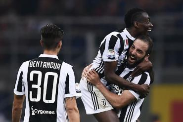 Serie A: en un partido plagado de polémicas, Juventus le ganó a Inter