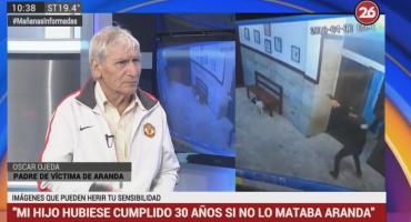 "Ataque a comisaría de San Justo: ""Leandro Aranda mató a mi hijo"""