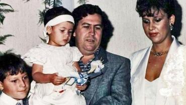 Los secretos de la llegada de la familia de Pablo Escobar a Argentina