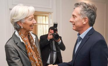 Cumbre del G20: Macri se reunirá con Lagarde este sábado