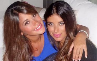 Se casó la amiga más hot de Antonela Roccuzzo, la esposa de Messi
