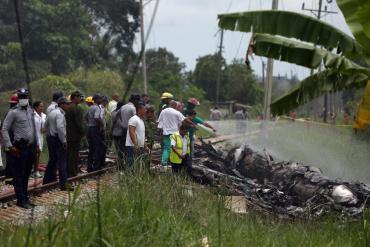 Día negro en la historia de Cuba: lo que se sabe del fatal accidente aéreo