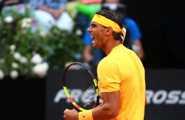 Nadal ganó el Masters 1000 de Roma y es otra vez Nº1 del mundo