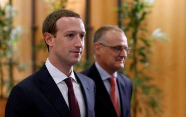 Zuckerberg pide perdón al Parlamento Europeo por la filtración de datos de Facebook