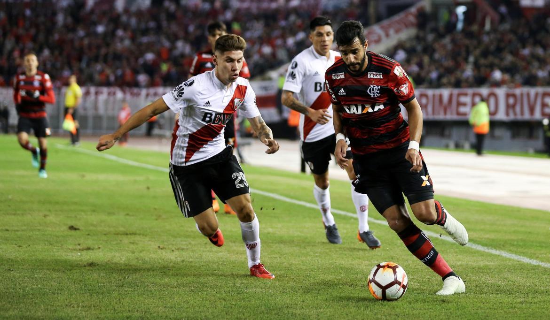 River vs. Flamengo, Copa Libertadores, Fútbol, Borré, Reuters