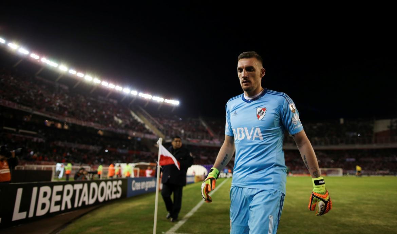 River vs. Flamengo, Copa Libertadores, Fútbol, Armani, Reuters