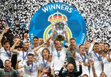 El Real Madrid lo hizo de nuevo y ganó su tercera Champions consecutiva