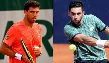 Argentinos con pie derecho en Roland Garros: ganaron Delbonis y Andreozzi