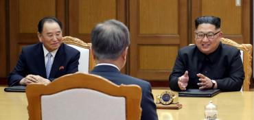 El vicepresidente de Corea del Norte, viajó a EEUU para preparar cumbre con Trump