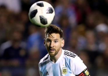 Con la magia de Messi, Argentina goleó a Haití y se ilusiona con la mira en Rusia 2018