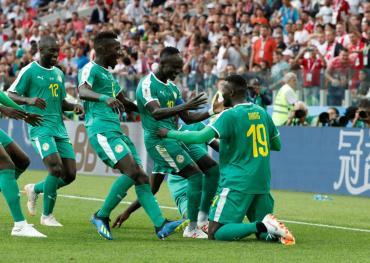 Mundial Rusia 2018: Senegal se quedó con un partido impensado y venció a Polonia