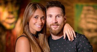 Antonela Roccuzzo enamorada en Instagram: mensaje de amor para Messi por San Valentín