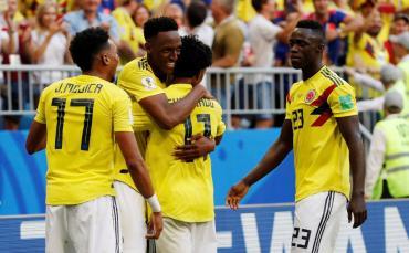 Rusia 2018: Colombia venció a Senegal, lo eliminó y se quedó con el grupo H