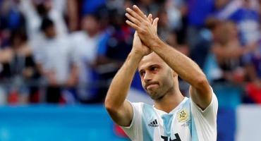 Mascherano rompió el silencio y habló de Rusia 2018, River y la Selección