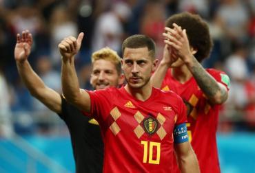 ¡Los dukes de Hazard lo dieron vuelta! Bélgica eliminó a Japón del Mundial y va por Brasil