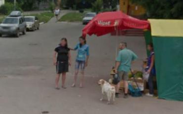 Google Maps: captó a dos mujeres en una escena inesperada y es viral