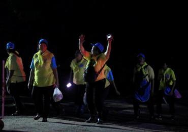 Los niños del milagro de cueva de Tailandia están