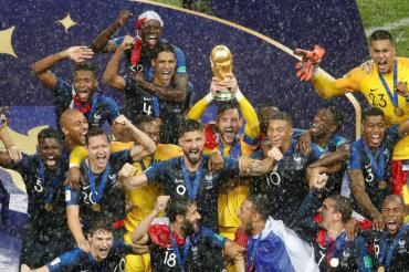 ¡Vive la France! en partidazo, Francia le ganó a Croacia y es bicampeón Mundial