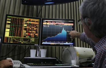 La Bolsa porteña sumó su cuarta jornada seguida en alza y subió 3,9%