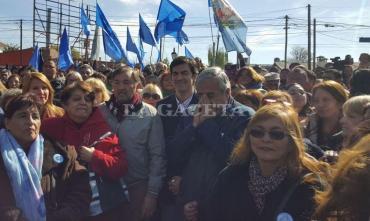 VIDEO: incomodan a Juan Manuel Urtubey al gritarle