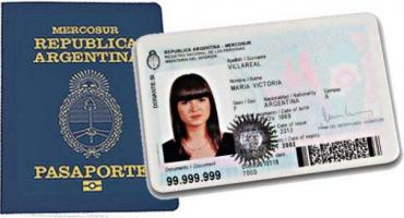 Otro golpe al bolsillo: aumenta el valor del DNI y el pasaporte