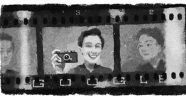 Google celebra el 108° aniversario del nacimiento de Gerda Taro