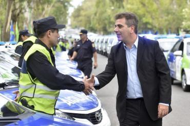 Ritondo intervino la Delegación de Narcotráfico La Matanza