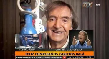 Carlitos Balá: