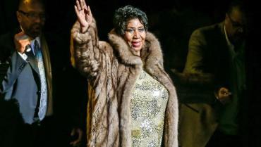 A los 76 años murió Aretha Franklin