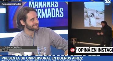 Llorenc González, actor de Velvet y Gran Hotel, habló de Messi, su obra en la Argentina y su serie preferida