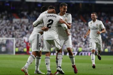 Ya no está Ronaldo, pero Real Madrid ganó fácil ante el Getafe