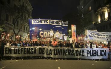 Postergaron el encuentro entre el Gobierno y los universitarios