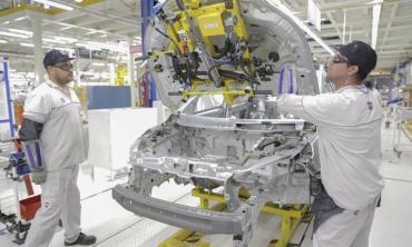INDEC: Capacidad instalada en la industria fue de 58,5%, siguió en niveles muy bajos en febrero