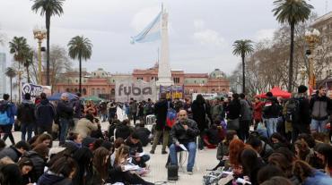 Docentes Universitarios aceptaron la oferta salarial del Gobierno