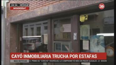 Detienen al dueño de inmobiliaria acusado de integrar banda de usurpadores