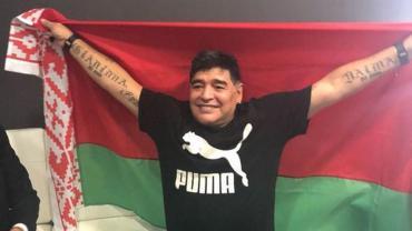 ¿Vuelve a la Argentina?: Maradona se quedaría sin contrato en Bielorrusia