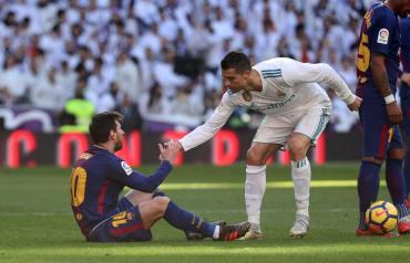Messi admite sobre Cristiano Ronaldo: