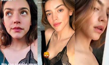 Calu Rivero se mostró desnuda, a cara lavada y más sexy que nunca en Instagram