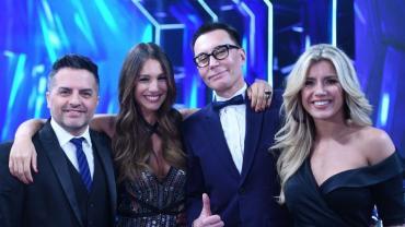 Bailando 2018: Pampita volvió al jurado, se amigó con De Brito y Laurita Fernández estalló de furia