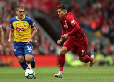 Premier League: Liverpool goleó al Southampton y sigue imparable