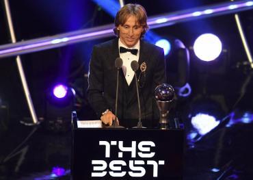 Modric puso fin al reinado de Messi y Ronaldo: FIFA lo eligió