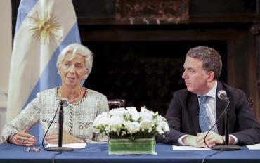 El FMI tratará el nuevo acuerdo con la Argentina el 26 de octubre