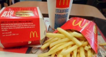 Crisis en Venezuela: el país sudamericano más caro del mundo para comer una hamburguesa de McDonald's