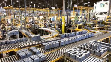 Enero en rojo para la industria: cayó 8,5%, según informe privado