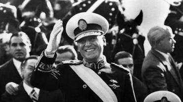 Efemérides del 8 de octubre: a 123 años del nacimiento de Juan Domingo Perón