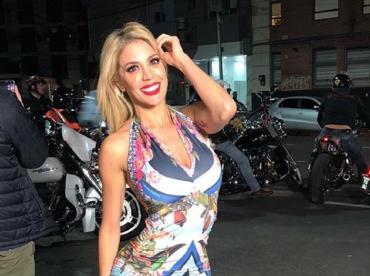 Instagram: Virginia Gallardo se pasó de Photoshop y la criticaron duramente