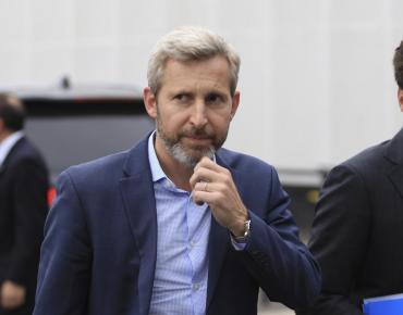 Frigerio no descartó que Martín Lousteau sea compañero de fórmula de Macri
