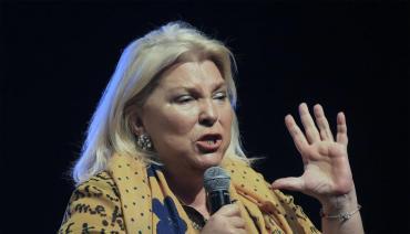 Carrió se queda sola: el Oficialismo no apoya su ataque conta Garavano