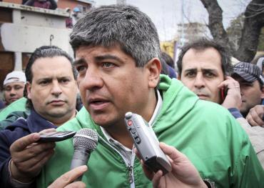Dura acusación de Pablo Moyano por arbitraje contra Independiente: